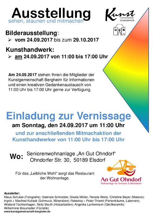 Plakat Ohndorf kl